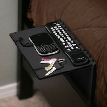 Floating nightstand for iPhone - also iPad/tablet table / lap stand