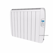 1500W Electric Timer Panel Heater Wall Mounted Slimline Aluminium Electric Radiator(China)