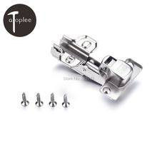 1 PCS Hydraulic Soft Close Cabinet Kitchen Hinge for Parallel Door Furniture Hardware CRS Door Hinges