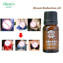 New Breast Reduction Oil Essential Thin Breast Product From E To D Upgrade Postpartum Sagging Foreign Expansion Chest Tightening(China)