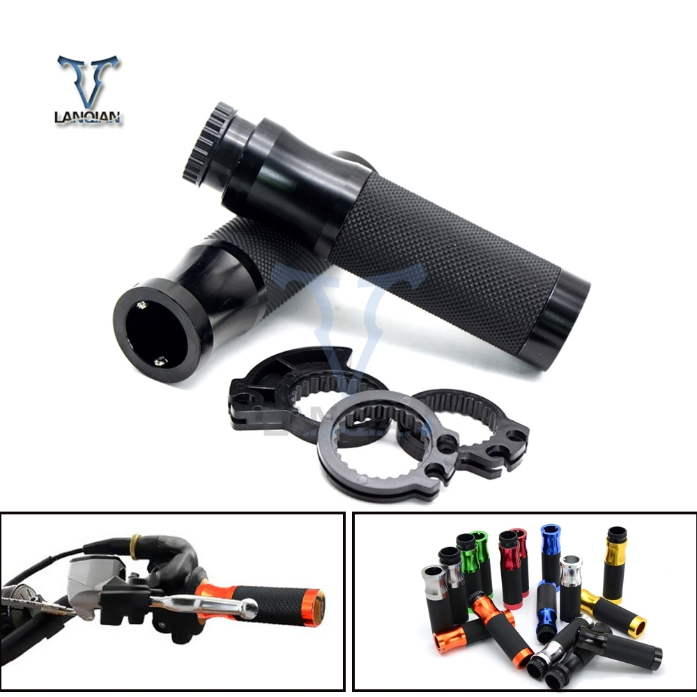 22mm Motorcycle Hand Grips Handle Bar handlebar Gel Grips for KTM 990 ADVENTURE 300 450 530 exc 250 SX-F 125 SX 150 SX 530 EXC