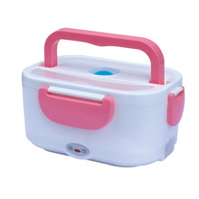 Portable Electric Heating Lunch Box Insulation Launch Box Truck Stove Oven plastic food containers lancheira