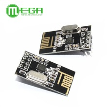 10Pcs x NRF24L01+ Wireless Module 2.4G Wireless Communication Module Upgrade Module(China)