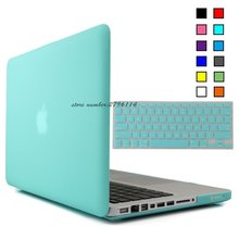 Matte Case Apple macbook Air Pro Retina 11 12 13 15 laptop bag Mac book 13.3 inch Keyboard Cover+Screen Protector - MAKL Store store
