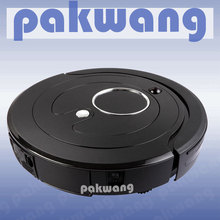 A380 Intelligent Robot Vacuum Cleaner with 0.8L dustbin, Space Isolator,UV Lamp,Self Charge Automatic vacuum cleaner