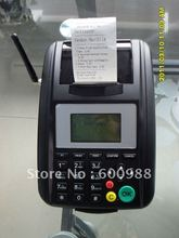GPRS SMS Printer can receive and print the orders from the website server(China)