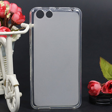 Soft TPU Silicone Protective Phone Cover DIY Back Case For Prestigio Muze D3 PSP3530 DUO 3530 Duo Phone Cases