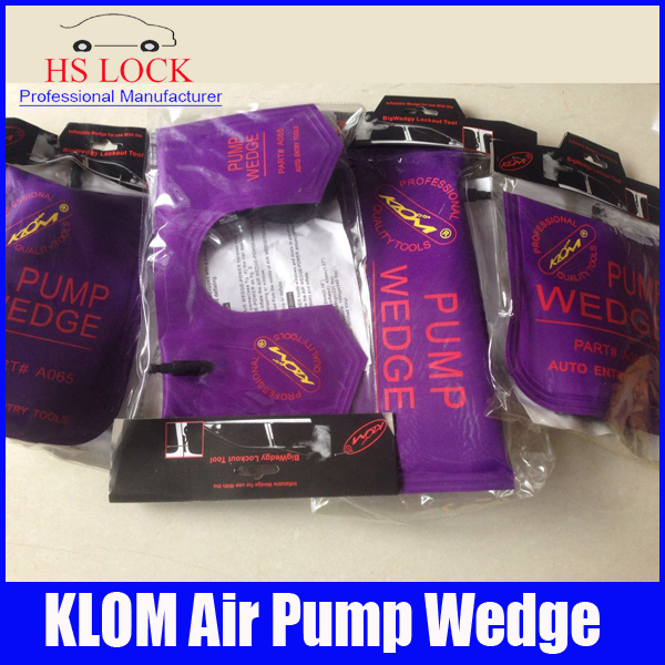 Air Pump Wedge Auto Entry Tools for Car Repairing Door / Window Open Airbag Small/Middle/Big/U size<br>