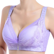 No Rims Sexy Lingeries Women bras Silk protein thin section plus size 105 46BCD  women's underwear