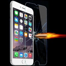 ultrathin 0.3mm tempered glass screen protector For apple iphone 6 6s 6 plus 7 plus 5 5s SE 5C 4 4s Clear protective film
