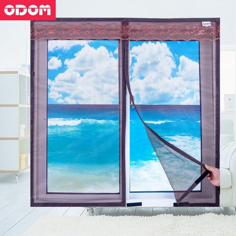 Bug curtain screen