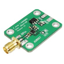1PC New Arrival AD8317 Radio Frequency Logarithmic Detector Power Meter 1M-10000MHz Module Board