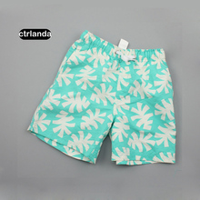 big boy beach shorts youth kids sport board shorts student boys quick dry swimming shorts child 6-16 years old children clothes