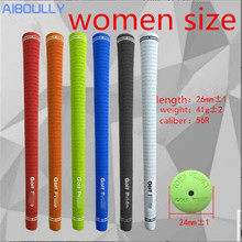 2016 Wholesale Top quality Golf Grips Tour Velvet Club Grips Women size 13 PCS/LOT Free Shipping