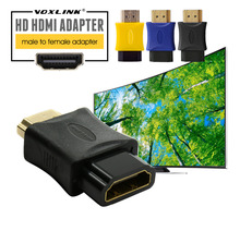 VOXLINK New HDMI Female to HDMI Female/HDMI male to female Coupler Extender Adapter Connector F-F/M-F for HDTV HDCP 1080P
