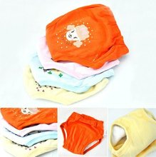 4 X Baby Toddler Girls Cute 4 Layers Waterproof Potty Training Pants reusable(China)
