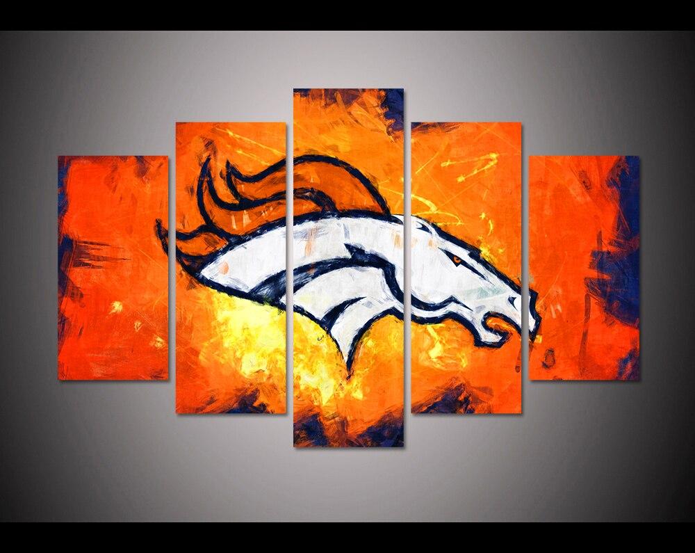 Broncos Wall Art denver bronco pictures promotion-shop for promotional denver
