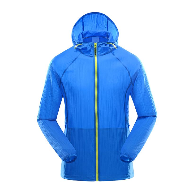 Man Jogging Raincoat (4)