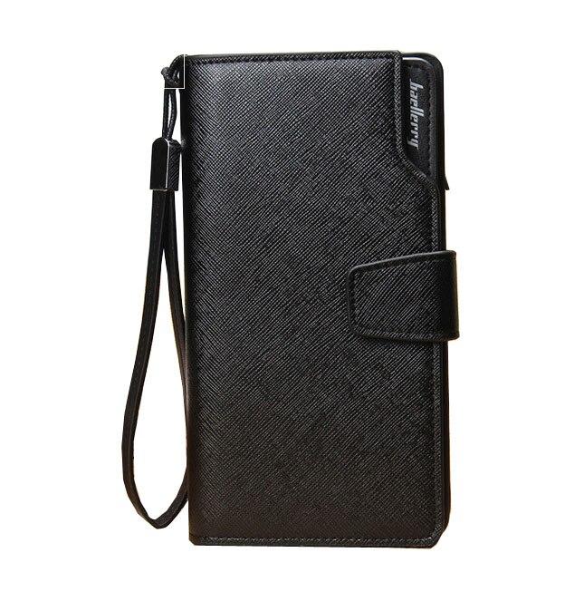 Top Brand Men Clutch Purse Hasp Long Business Wallet Male Wristlet Clutch Bag Wallet Men Card Holder<br><br>Aliexpress