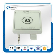 Android/iOS 2 in 1 ACS ACR32 MobileMate Contact Magnetic Card Reader Writer Support Magnetic card & ISO7816 Card +sdk
