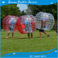 Hot Selling Quality Products Inflatable bubble soccer ball Bumperz, Zorb Body Ball, Human Hamster Ball, Soccer Suit,(China)