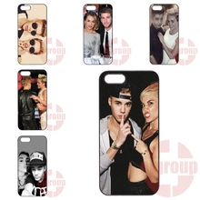 For Galaxy Y S5360 Note 3 Neo Ace Nxt Plus On5 On7 On8 2016 For Amazon Fire Cover Cases miley cyrus and justin bieber