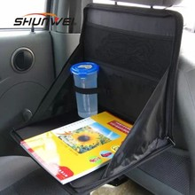Car PC Laptop Holder Computer Desk Mount Grocery Bags Notebook Stand Folding Rack Multifunctional Dining Table Car Accessories(China)
