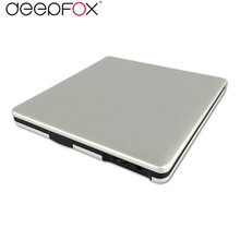 New arrival USB 3.0 SATA 12.7mm External DVD Enclosure CD-ROM Case CD/DVD Optical Drive Cover For Notebook ODP1202(China)