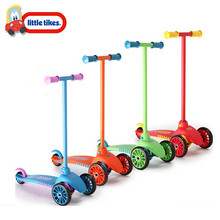 Little Tikes children's tricycle scooter with LDPE material 4 colors available patinete infantil