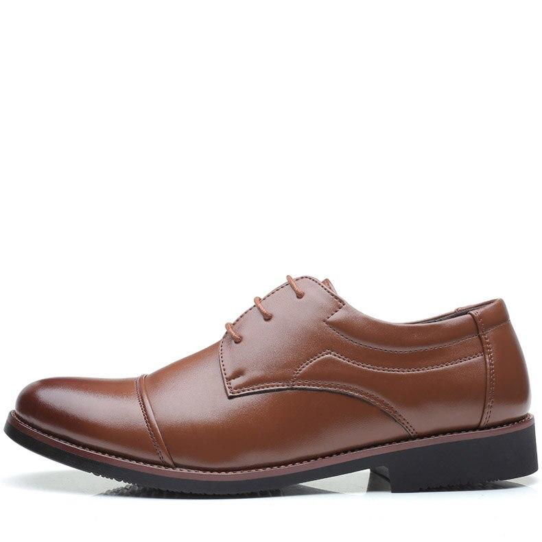 احذية جلدية رجالي لينة عالية الجودة  الحجم 39-48 18