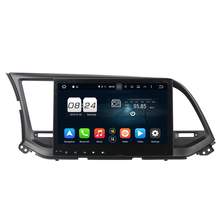 "Octa Core 2GB RAM / 32GB Flash Android 6.0 Tablet PC 10.1"" Car Head Unit For HYUNDAI Elantra 2016 Auto Multimedia Player GPS 4G"