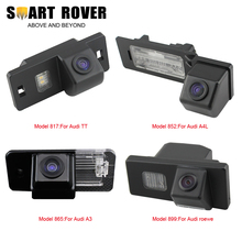 Car Backup Camera For Audi A1 A3 A4 A5 S5 A6 A7 A8 S8 TT Q3 Q5 Q7 Parking Rear view Camera Waterproof Night Vision 600 TV Lines