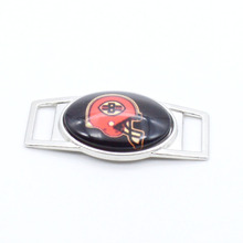 DIY Jewelry Accessories Cleveland Browns Bracelet Accessories Men Women Sport Football Accessories Jewelry Gifts Fashion 2017(China)