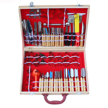 Buy Wholesale 80PCS Vegetable Fruit Carving Chisel Chef Kit knives Tool Set Genuine Kitchen Chef Hand Carving Woodcase Free for $50.73 in AliExpress store