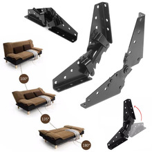 Folded Sofa Bed Bedding Furniture Hinge 3-Position Angle Mechanism Hinges Hardware Tools
