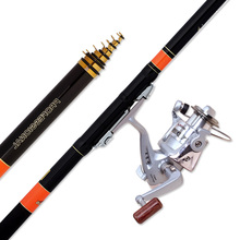 Small ring angeles fishing rod superhard no trimming before play rod components Rock fishing rod(China)