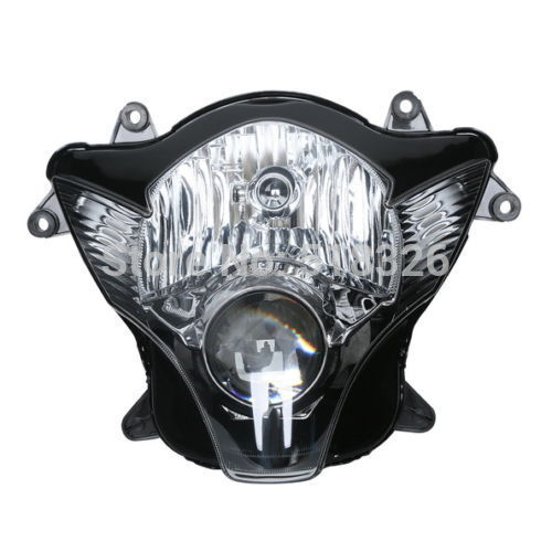 Motorcycle Front HeadLight Head Light Lamp Assembly For Suzuki GSXR600 GSXR750 2006 2007<br><br>Aliexpress