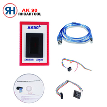 Car styling AK90+ Key Programmer For All BMW EWS Newest Version V3.19 AK90 AK 90 Key Programmer For BMW EWS With Free Shipping