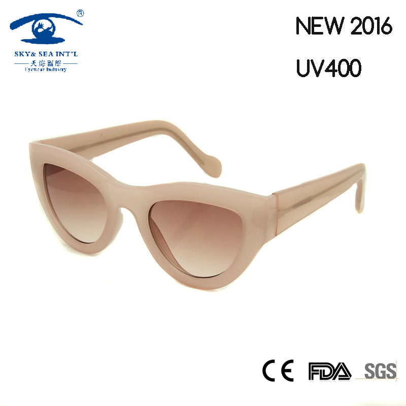 2016 Sexy Sun Glasses for Women UV400 lunette de soleil Gradient  Glasses oculos Pink Sunglasses Cateye Womens Fashion Eyewear<br><br>Aliexpress