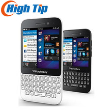 Unlocked Original Blackberry OS Smartphone QWERTY Keyboard Q5 2G Ram+8G Rom 5.0MP Camera Refurbished mobile phone Dropshipping(China)