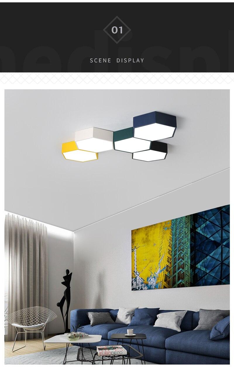 bedroom ceiling light led