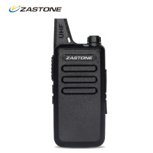 Zastone ZT-X6 Mini Walkie Talkie UHF 400-470Mhz Frequency Portable Walkie Talkies Two Way Radio UHF Handheld Ham Radios(China)