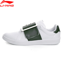 Buy Li-Ning Women Shoes Sport Walking Shoes Fitness Comfortable Support Sneakers Li Ning Classic Strap Sports Shoes GLKM136 for $38.24 in AliExpress store