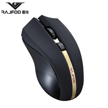 New RAJFOO I8 Wireless 2.4 GHz USB Mouse Pads Computer for Mac Business Entertainment Gaming Gamer Ratones PC Office Laptop Mice