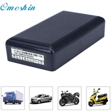 New Arrival AGPS+3LBS+SMS/GPRS GPS Locator Tracker SMS Network Truck Car Motorcycle Monitor(China)