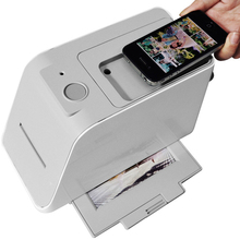 35mm 1800dpi Negative Film Photo Scanner smartphone Image Scanner Support  iPhone 4/4S iphone 5 and Samsung Galaxy S2/S3