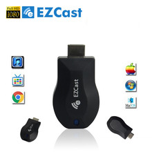 Hot EZCAST M2 HDMI TV stick wifi display receiver dongle Adapter Media Player VS Mini PC Android Chrome Cast Google chromecast 2(China)