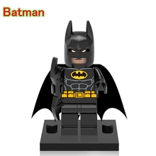 Batman DIY blocks Single Sale DC Superheroes Toys & Hobbies Dark Knight Building Blocks Super Hero Toys For Children