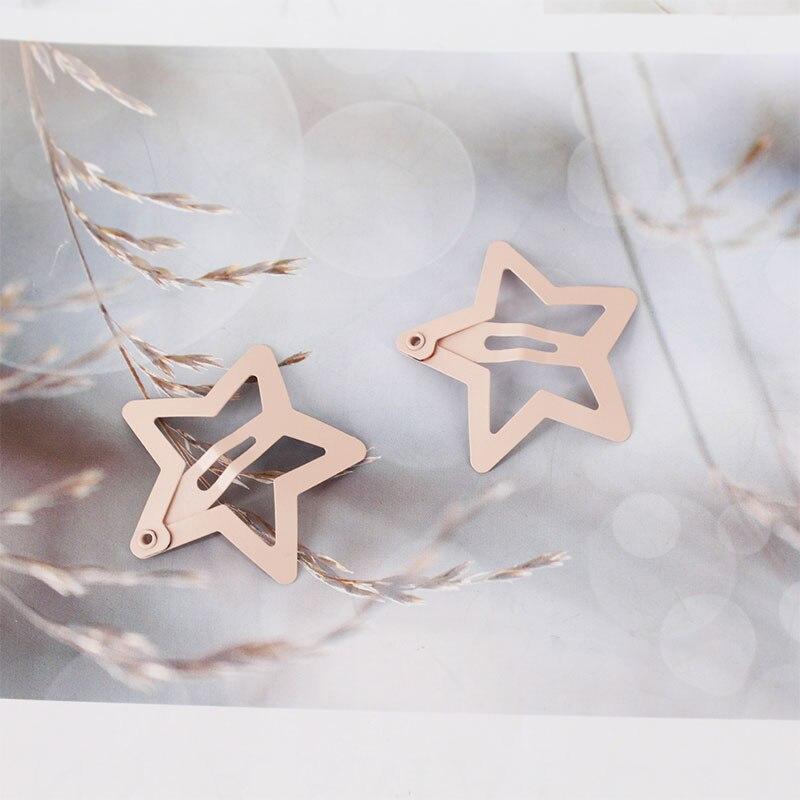 star-hair-clips