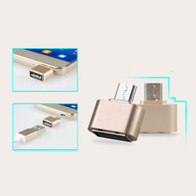 Micro USB To USB 2.0 OTG Adapter Converter High Speed Data Sync Transmission Mini Adapter For Android Tablet TO Flash Keyboard